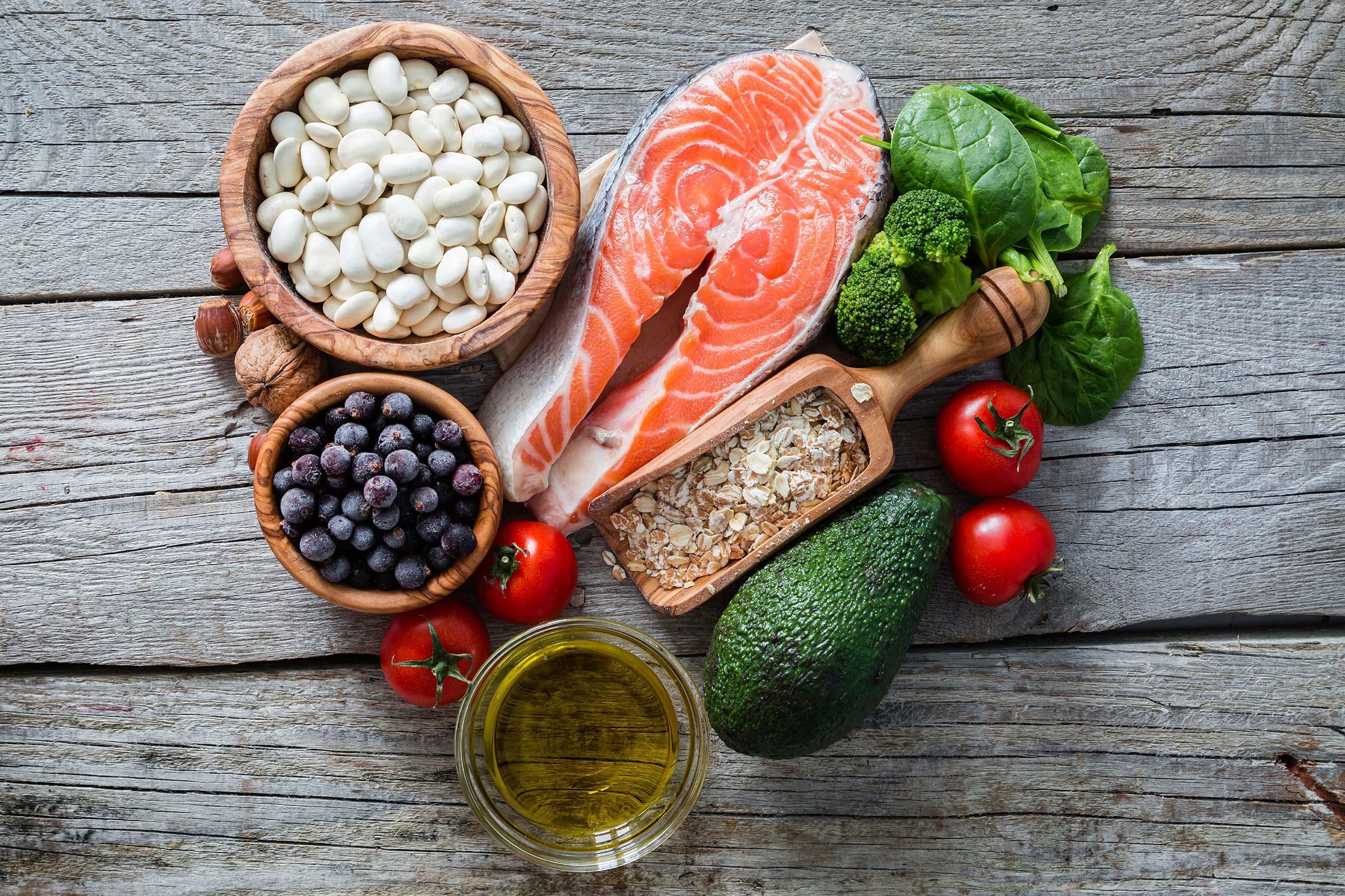 полезные жиры для здоровья