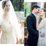 Хилари Суонк тайно вышла замуж: подробности торжества