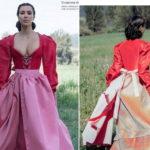 Как Скарлетт О'Хара: Ким Кардашьян снялась в новой фотосессии