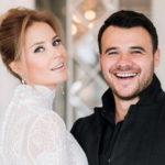 Жена Эмина Агаларова беременна!