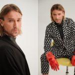 Олег Винник представил fashion-видео на песню «Ты в курсе»