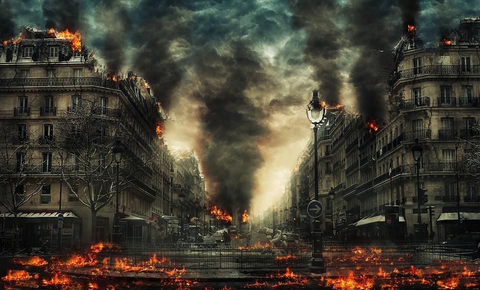 конец света третья мировая война