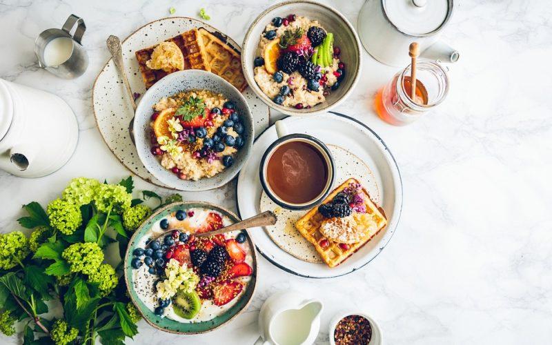 быстрый завтрак идеи