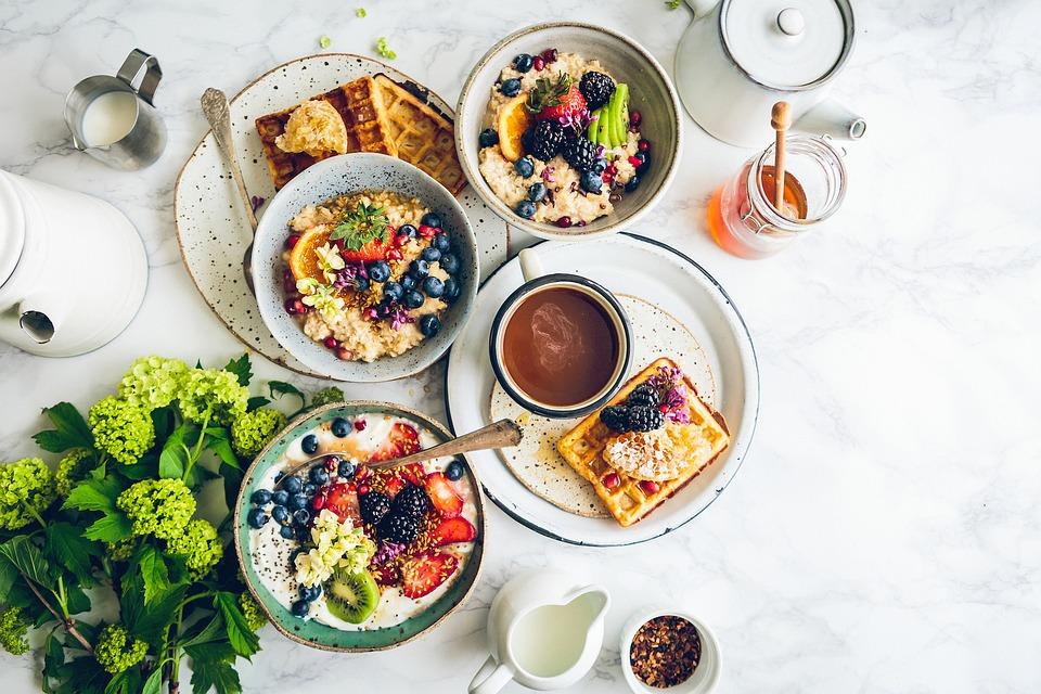 5 идей быстрого завтрака для всех, кто ценит время