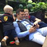 Николай Тищенко хочет стать многодетным отцом