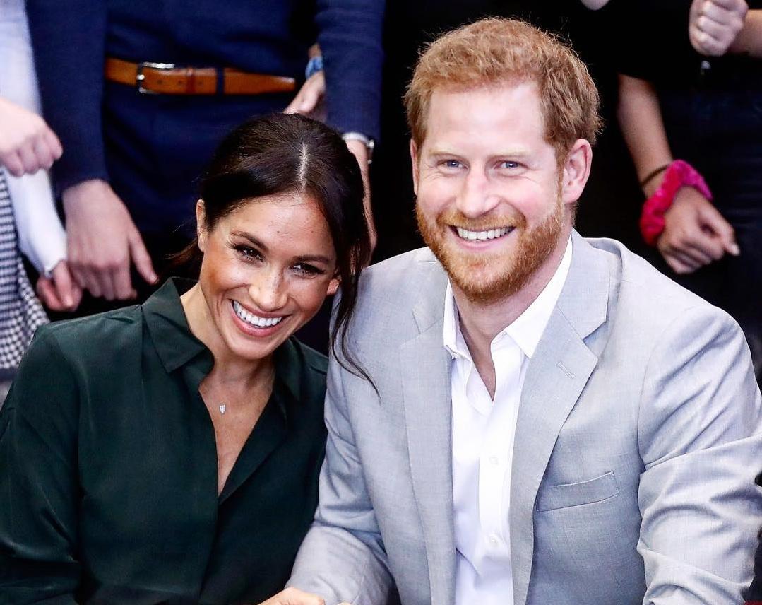 Официальные новости: Меган Маркл и принц Гарри ждут ребенка!