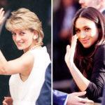 Меган Маркл получила предупреждение от леди Ди по поводу отношений с принцем Гарри