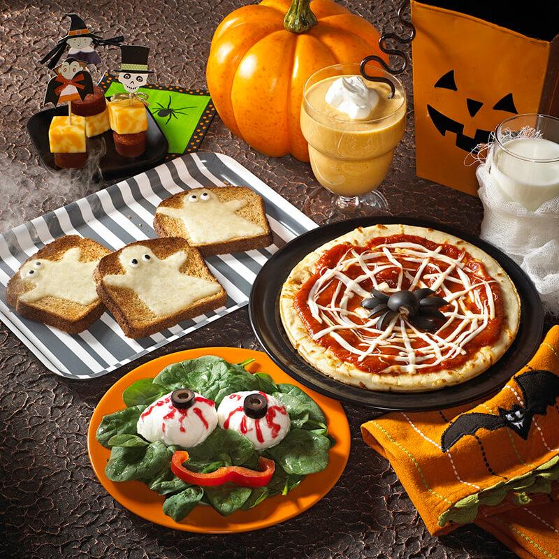 рецепты блюд на хэллоуин