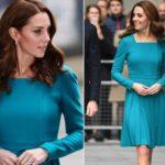 Как Кейт Миддлтон худеет после рождения принца Луи