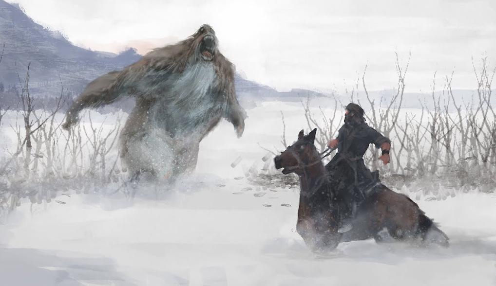 миф про снежного человека