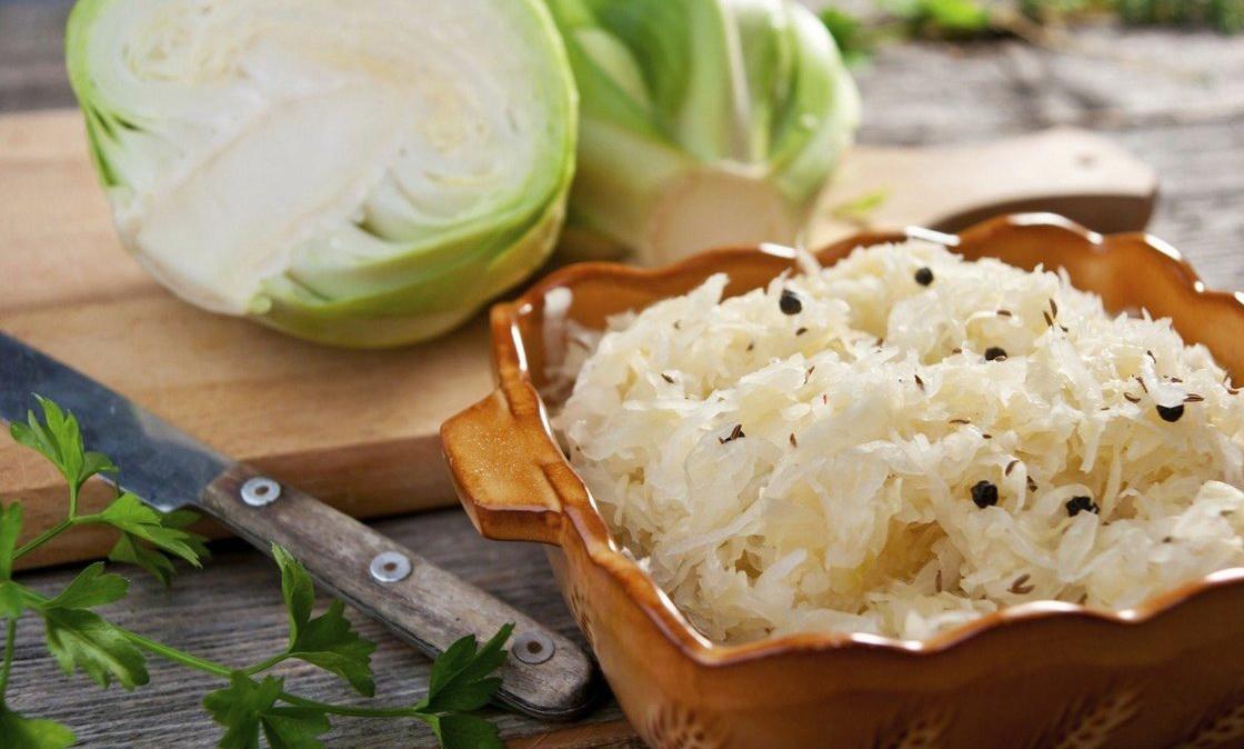 польза квашеной капусты