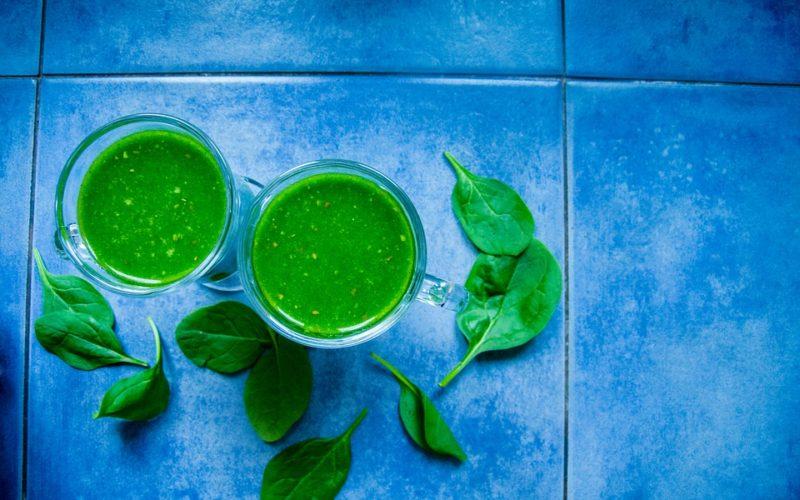 польза зеленого смузи