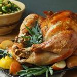 День благодарения 2019: классический рецепт запеченной индейки