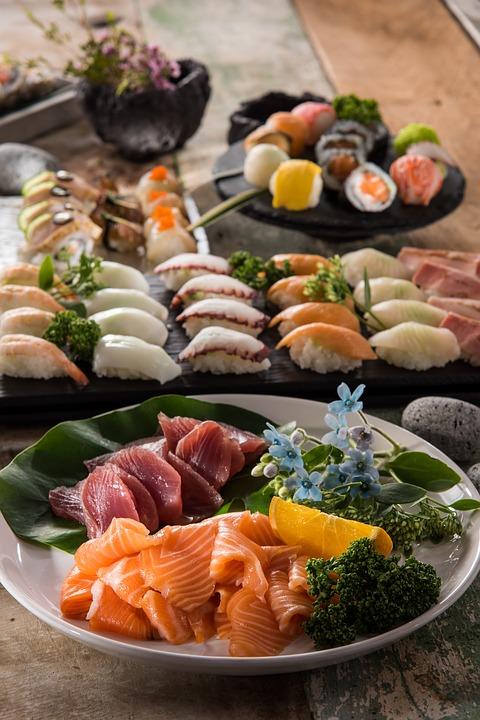 вред и польза суши и роллов для здоровья