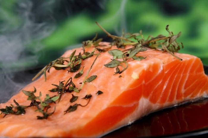 Гравлакс из лосося или семги