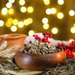 Рецепт классической кутьи на Рождество 2019