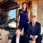 Мелания Трамп: интересные факты про первую леди США