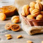 Любимое печенье детства: рецепт орешков со сгущенкой