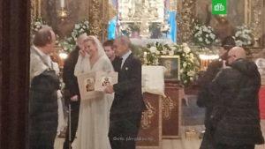 венчание высоцкой и кончаловского