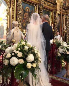 высоцкая и кончаловский обвенчались после 20 лет брака
