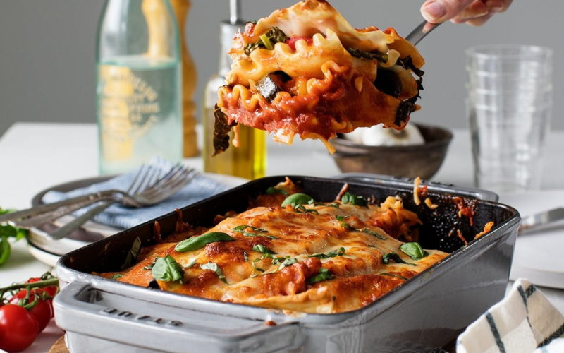 Рецепт лазаньи классической в домашних условиях