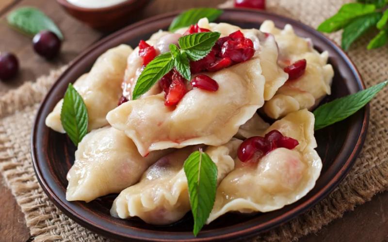 Рецепт теста для вареников: золотой фонд кулинарии