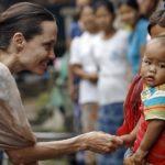 Анджелина Джоли сильно постарела: новые фото актрисы