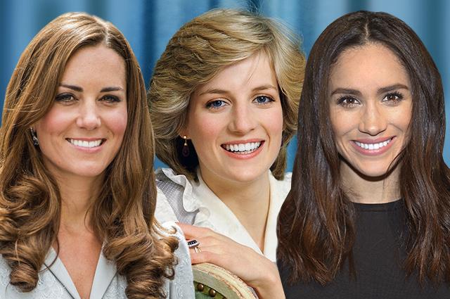 Как менялась мода в королевской семье Великобритании (ВИДЕО)