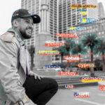 MONATIK отправляется в мировое турне: артист посетит с концертами более 20 стран