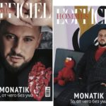 MONATIK стал главным героем нового номера L`Officiel Hommes Kazakhstan (ФОТО)