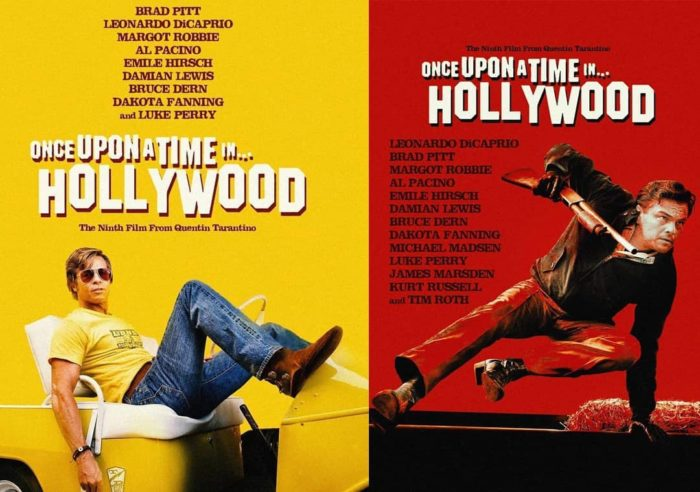 Once Upon A Time In Hollywood трейлер