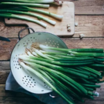 Блюда с зеленым луком: что готовить весной