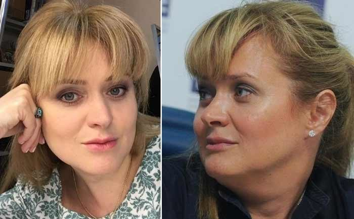 Анна Михалкова похудела