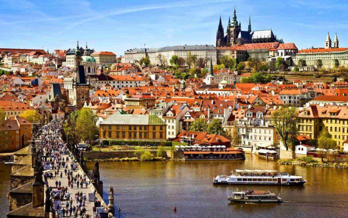 лучший город для путешествий по европе