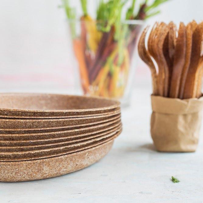 органическая посуда Biotrem