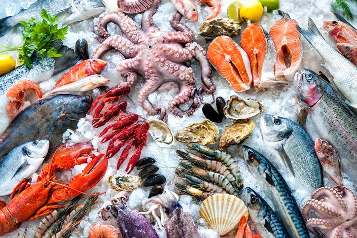Морепродукты: польза и вред лакомства