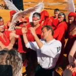 Алан Бадоев открывает Украину азиатскому шоу-бизнесу: премьера клипа «Любовь уставших лебедей»