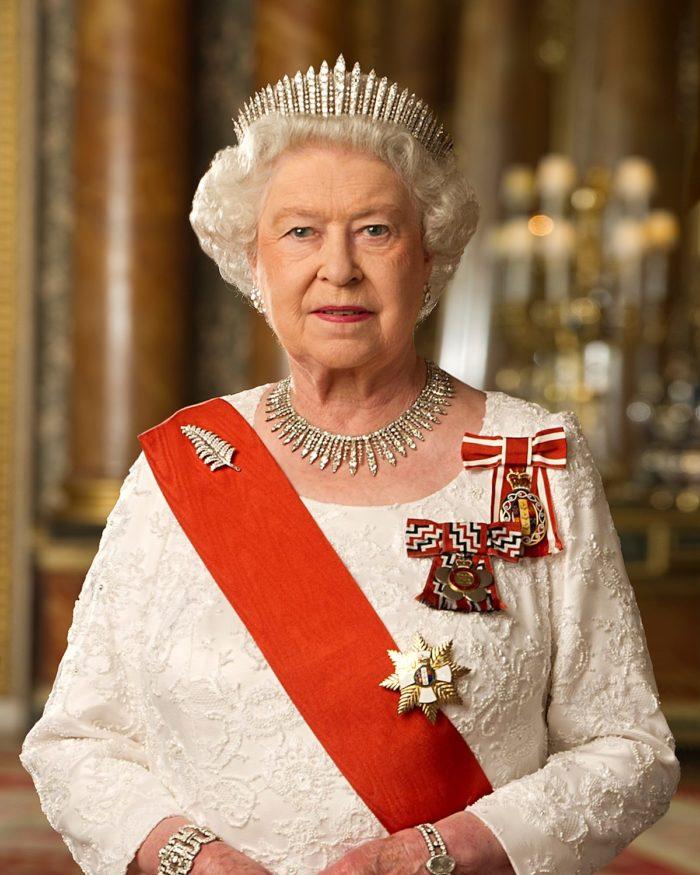 Елизавета II день рождения