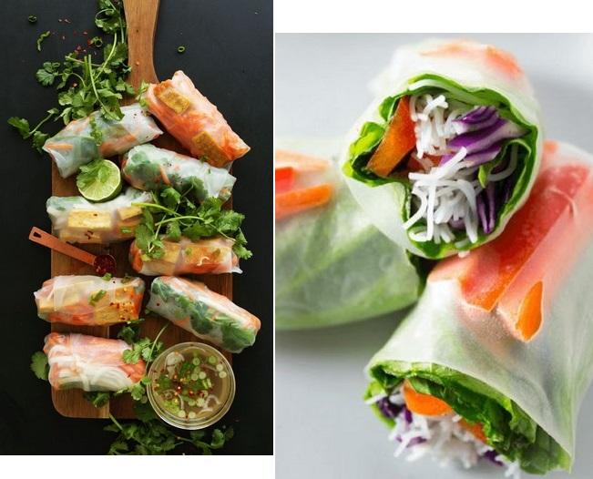 Рецепт спринг-роллов: как готовить идеальное весеннее блюдо