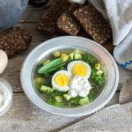 Как приготовить зеленый борщ: классический рецепт