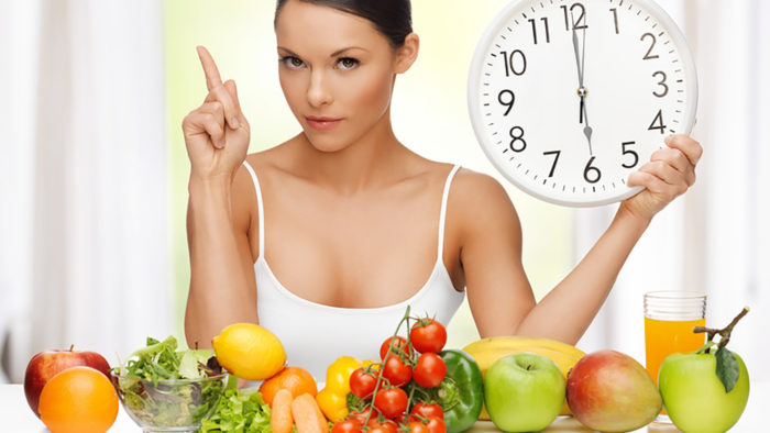 intermittent fasting диета