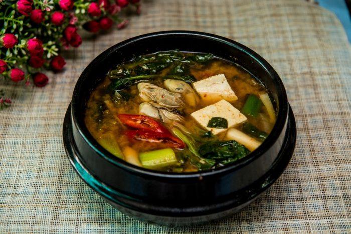 мисо-суп рецепт