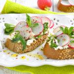 5 блюд с редисом: вкусные весенние идеи