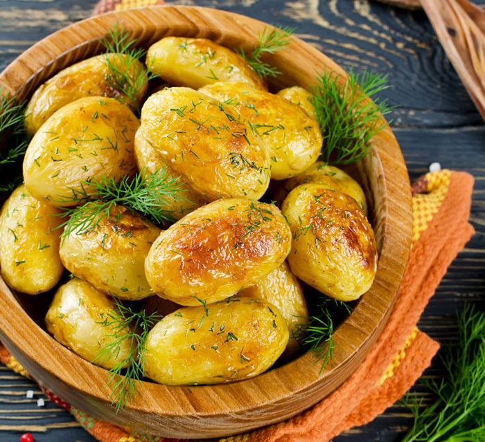 что приготовить из молодой картошки