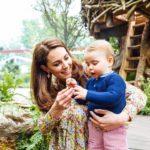 Как выглядят подросшие дети Кейт Миддлтон и принца Уильяма? (ФОТО)