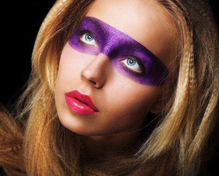 макияж для нависшего века