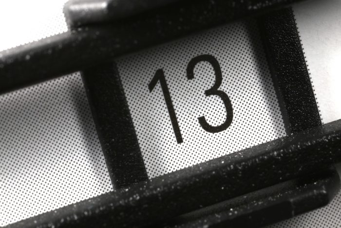 пятница 13 суеверия