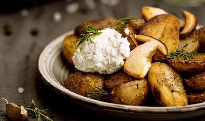 рецепты блюд из молодого картофеля