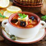 Классический рецепт солянки: вкусная идея для обеда