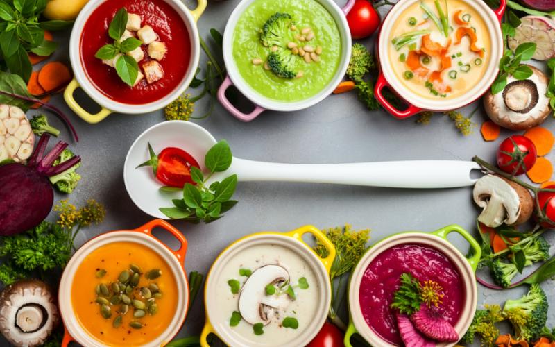 Супинг: как похудеть на супах